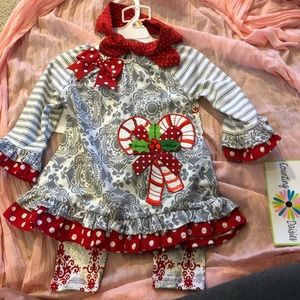 NWT 12 months Christmas
